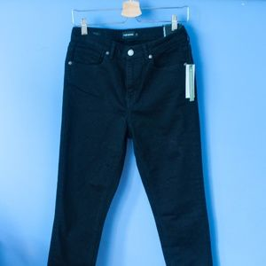 Frank & Oak Black Skinny Jeans New with Tags